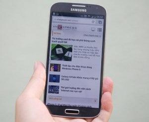 gia dien thoai  Galaxy S4